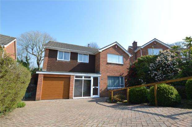 4 Bedrooms Detached House for sale in Roborough Avenue, Derriford, Plymouth, Devon