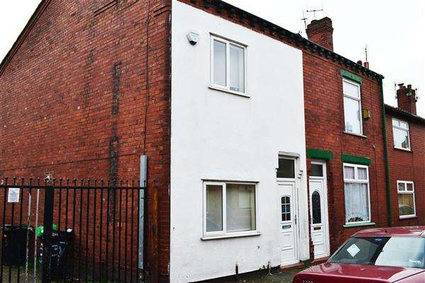 2 Bedrooms End Of Terrace House for sale in Thirlmere Street, Leigh