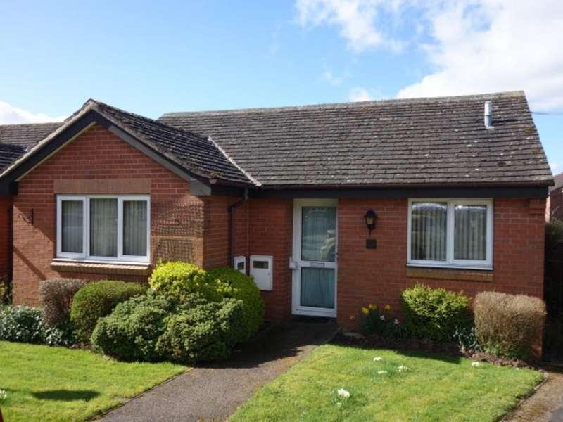 2 Bedrooms Detached Bungalow for sale in Ashdene Gardens, Kenilworth