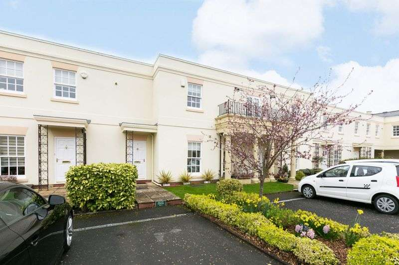 2 Bedrooms Terraced House for sale in The Courtyard, Rufford Park Lane, Rufford, L40 1XE
