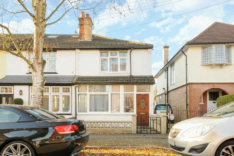 3 Bedrooms End Of Terrace House for sale in Hilliard Road, Northwood
