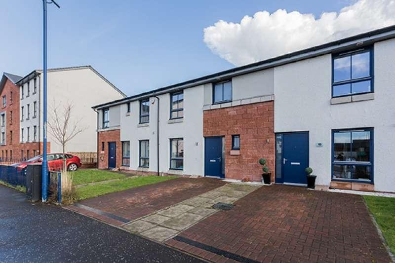 3 Bedrooms Terraced House for sale in Logan Gardens, Oatlands, Glasgow, G5 0LJ