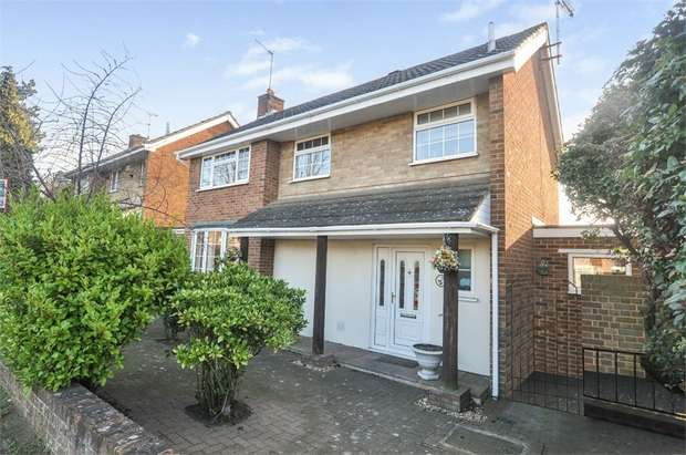 5 Bedrooms Detached House for sale in Sittingbourne Road, Maidstone, Kent
