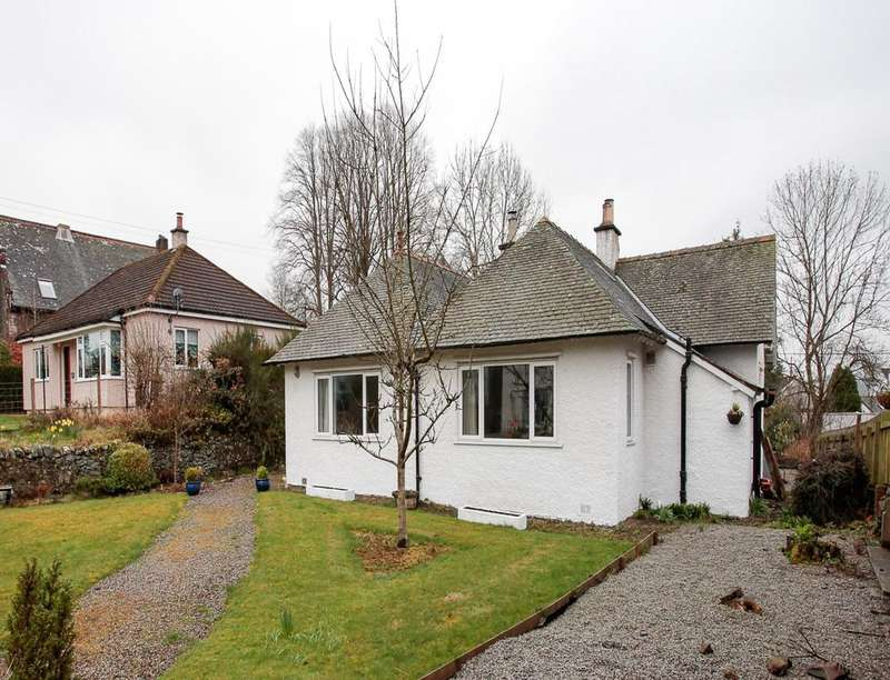 4 Bedrooms Detached Bungalow for sale in Main Street, Dalry, Castle Douglas, DG7