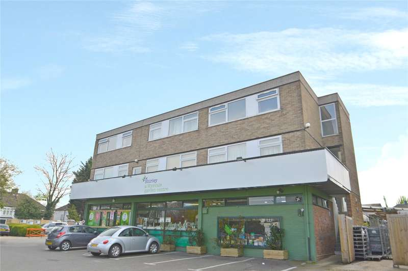 2 Bedrooms Apartment Flat for sale in Cranwell Court, Wickham Road, Croydon