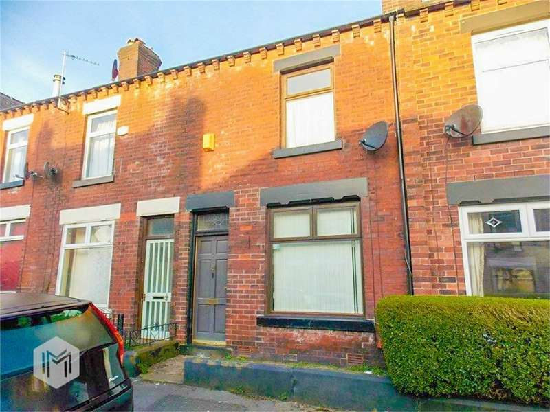 2 Bedrooms Terraced House for sale in Cloister Street, Halliwell, Bolton, Lancashire