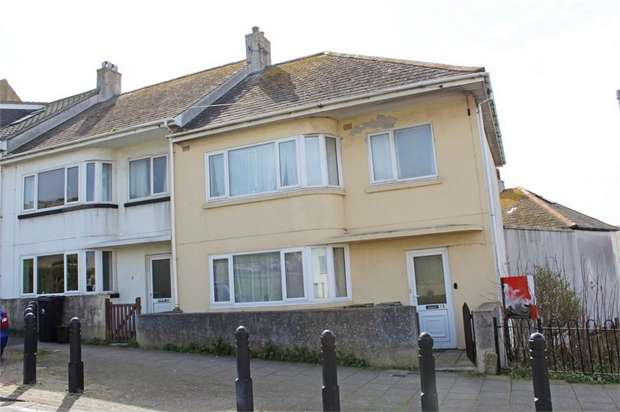 3 Bedrooms End Of Terrace House for sale in Queens Road, Portland, Dorset