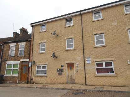 2 Bedrooms Flat for sale in Walsingham Close, Bedford, Bedfordshire