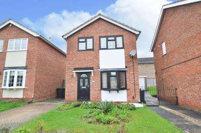 3 Bedrooms Detached House for sale in Somerford Road, Wellingborough, Northamptonshire, England
