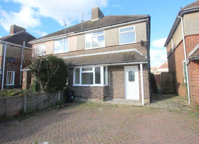 3 Bedrooms Semi Detached House for sale in Cliffe Avenue, Southampton