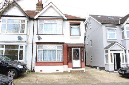 3 Bedrooms Semi Detached House for sale in Barkingside, Ilford