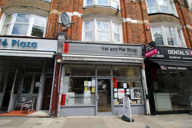 Retail Property (high Street) Commercial for sale in Aldermans Hill, Palmers Green, London, N13