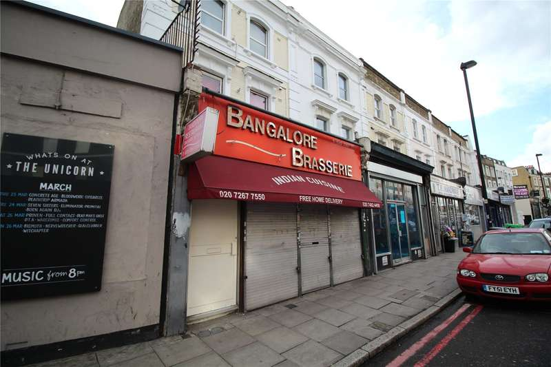 Shop Commercial for sale in Brecknock Road, London, N7