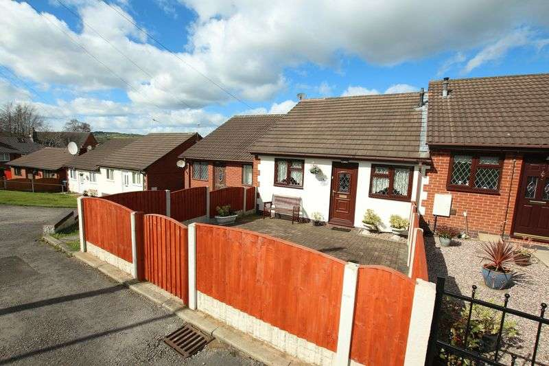 2 Bedrooms Bungalow for sale in Springfield Grove, Biddulph