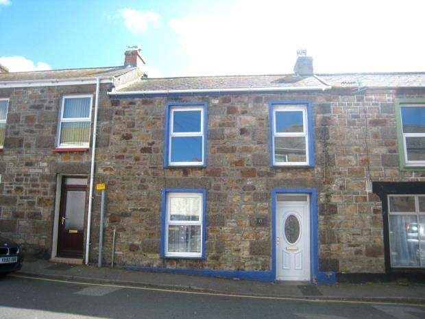 2 Bedrooms Terraced House for sale in Moor Street, Camborne, Cornwall