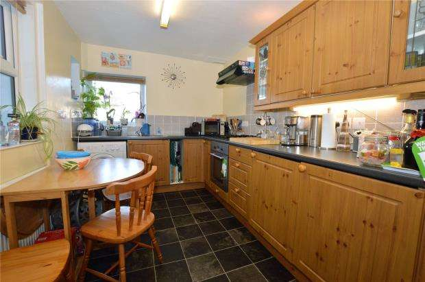 2 Bedrooms Terraced House for sale in Egremont Road, Exmouth, Devon