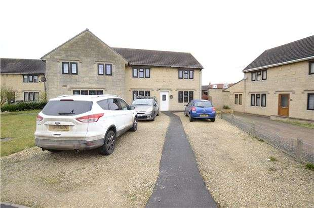 3 Bedrooms Semi Detached House for sale in Cranleigh Court Road, BS37 5DN