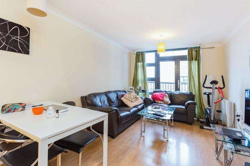 1 Bedroom Flat for sale in Maltings Close, Tree Crescent, London E3