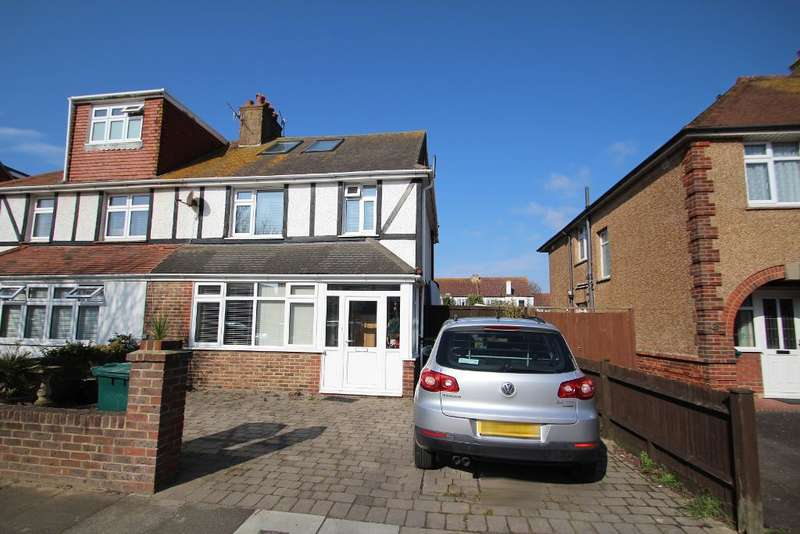 4 Bedrooms Semi Detached House for sale in Brittany Road, Hove, East Sussex, BN3 4PB