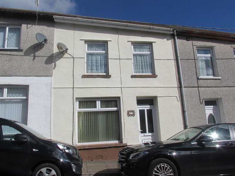 2 Bedrooms Property for sale in Hodges Street, Penydarren, Merthyr Tydfil