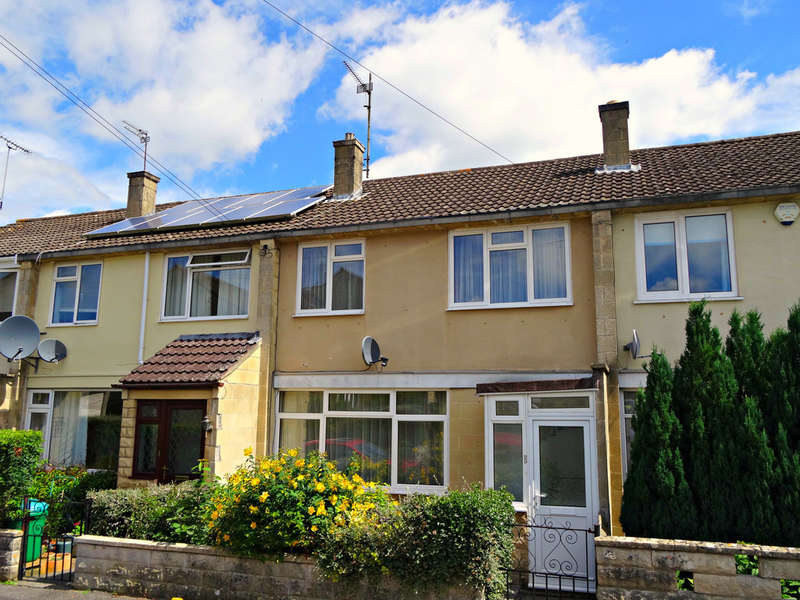 3 Bedrooms Terraced House for sale in Greenbank Gardens, Weston, Bath