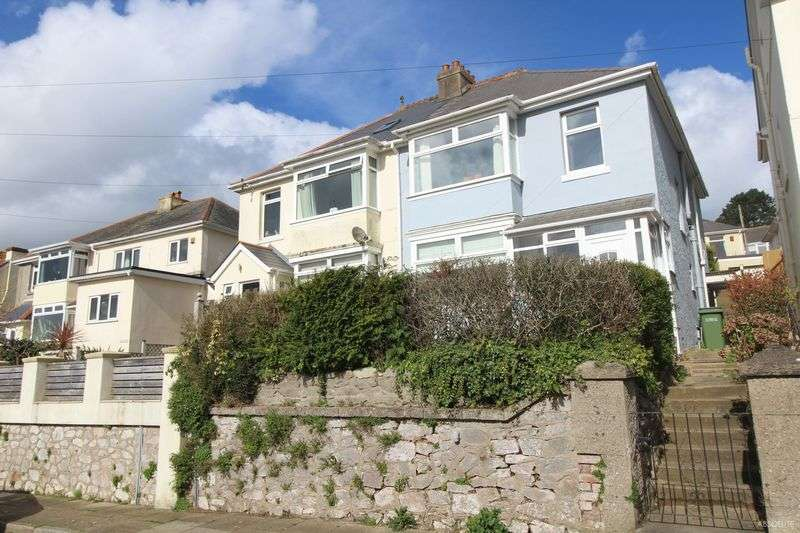 4 Bedrooms Semi Detached House for sale in Willoughby Road, Torquay