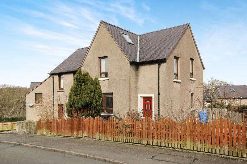 3 Bedrooms Semi Detached House for sale in 2 Auldhill Terrace, Bridgend, Linlithgow