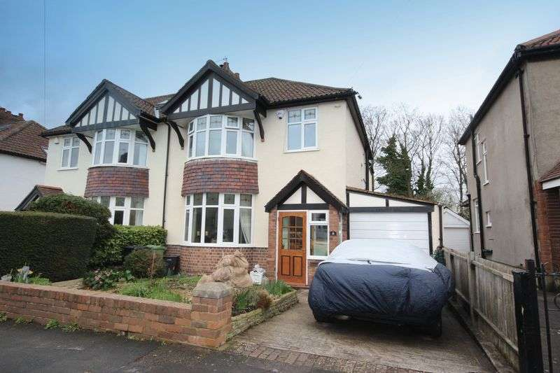 4 Bedrooms Semi Detached House for sale in Lampeter Road, Westbury on Trym
