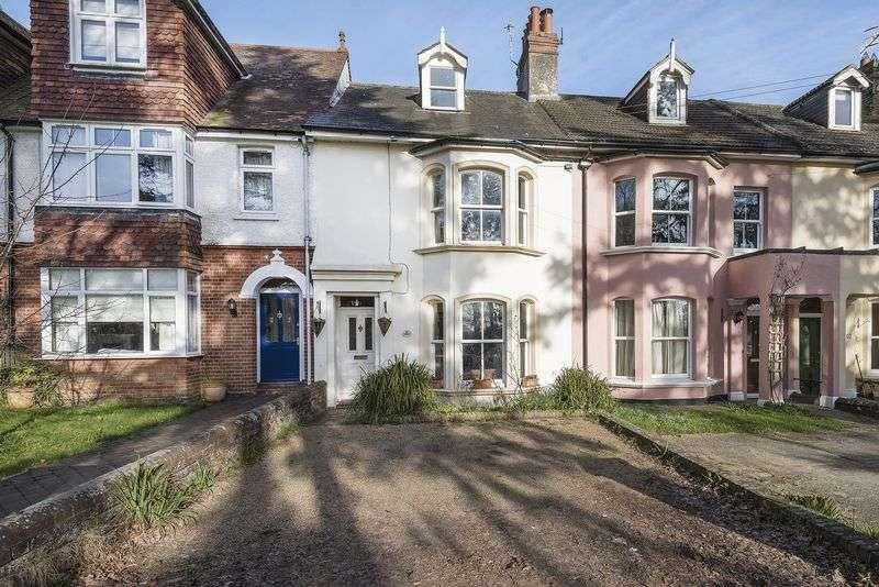 4 Bedrooms Terraced House for sale in Mill Hill, Edenbridge