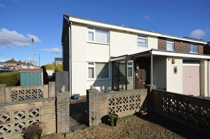 3 Bedrooms Terraced House for sale in Rosemeare Gardens, Uplands, Bristol