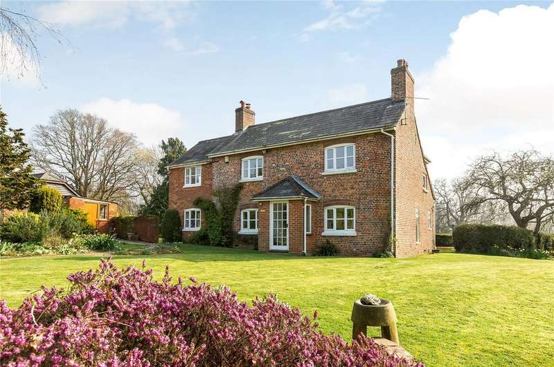 4 Bedrooms Detached House for sale in Stocks Cross, Bramshaw, Hampshire, SO43