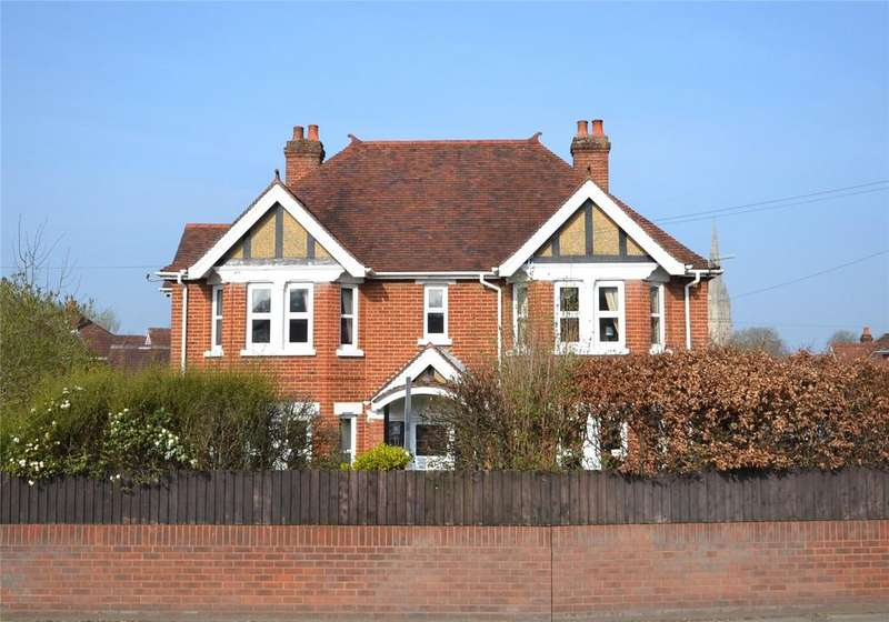3 Bedrooms Detached House for sale in Harnham Road, Salisbury