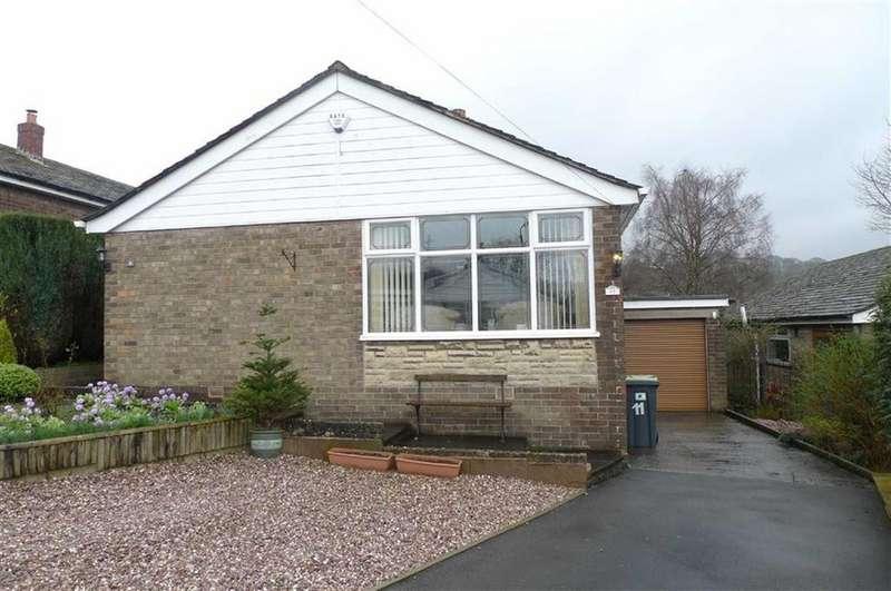 2 Bedrooms Detached Bungalow for sale in Brooklands Avenue, Chapel-en-le-Frith, High Peak