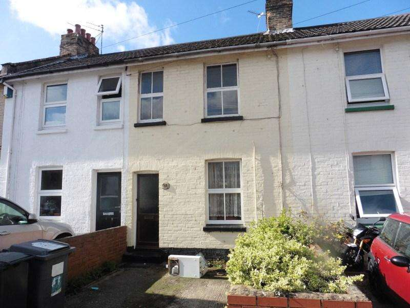 2 Bedrooms Terraced House for sale in Lytton Road, Bournemouth