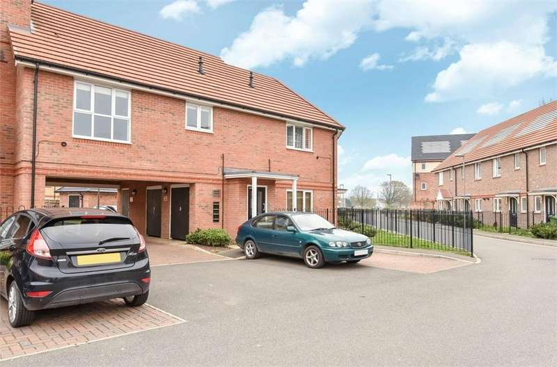 1 Bedroom Flat for sale in Beech House, 1 Stone Well Road, Ashford, Surrey