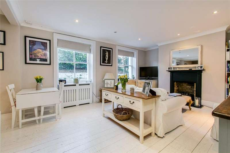 3 Bedrooms Flat for sale in St. Ann's Crescent, Wandsworth, London