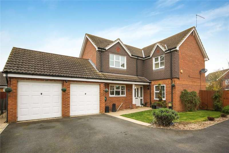 4 Bedrooms Detached House for sale in Field Road, Billinghay, LN4