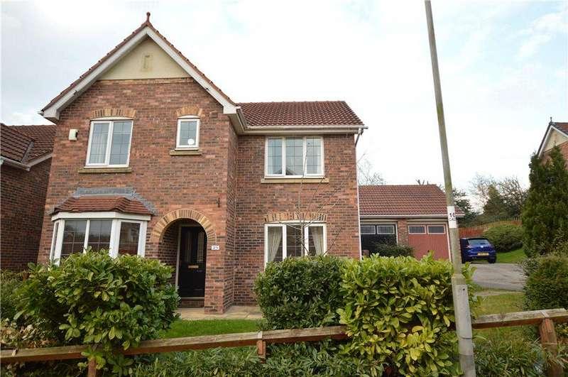 4 Bedrooms Detached House for sale in Clark Spring Rise, Morley, Leeds