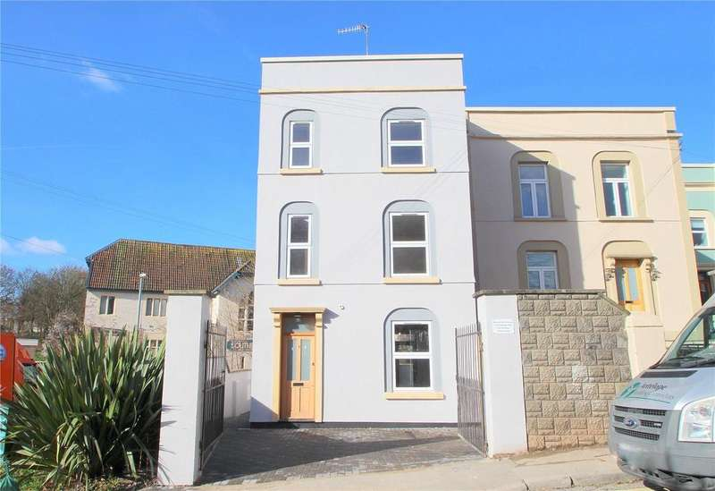 3 Bedrooms Semi Detached House for sale in Acramans Road, Southville, Bristol, BS3