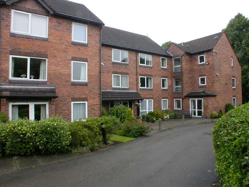 1 Bedroom Apartment Flat for sale in POYNTON (HOMELYME HOUSE, PARK LANE)