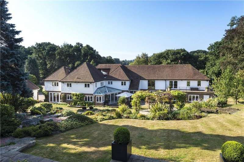 8 Bedrooms Detached House for sale in Grove Road, Seal, Sevenoaks, Kent, TN15