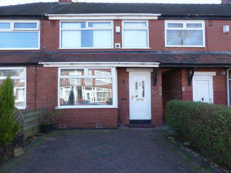 2 Bedrooms Terraced House for sale in Kingston Avenue, Chadderton