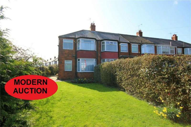 3 Bedrooms End Of Terrace House for sale in Endike Lane, Hull, East Riding of Yorkshire