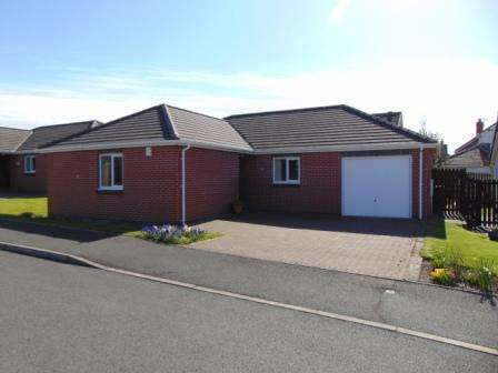 3 Bedrooms Bungalow for sale in 5 Wentworth Park, Workington, CA14 1XP