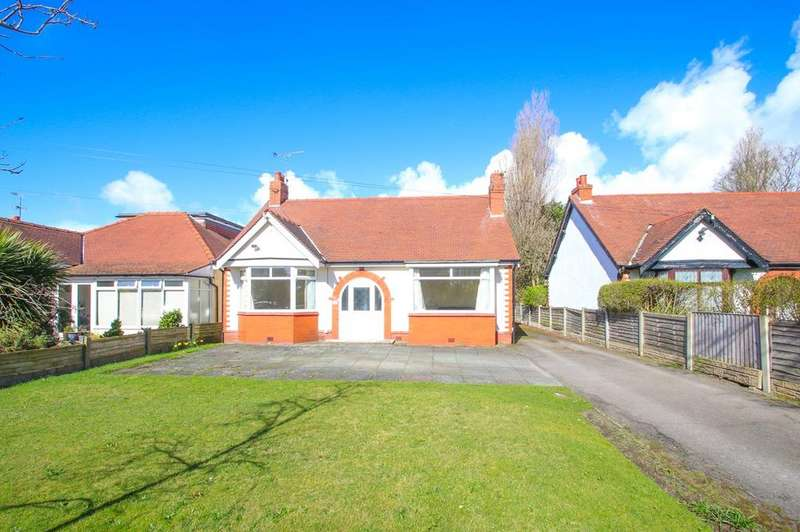 3 Bedrooms Detached Bungalow for sale in Southport Road, Formby, Liverpool, L37