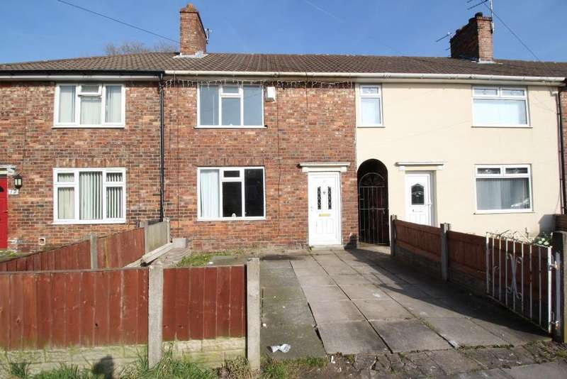 3 Bedrooms Terraced House for sale in Dunnerdale Road