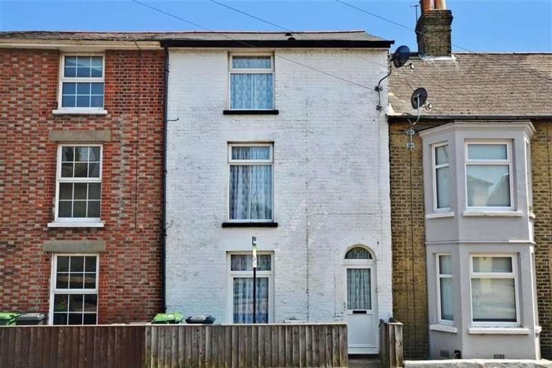 4 Bedrooms Terraced House for sale in York Street, Cowes