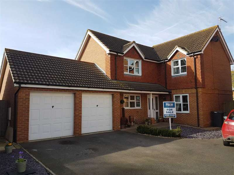 4 Bedrooms Detached House for sale in Orchard Close, Billinghay