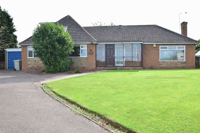 4 Bedrooms Detached Bungalow for sale in Vanessa Road, Louth