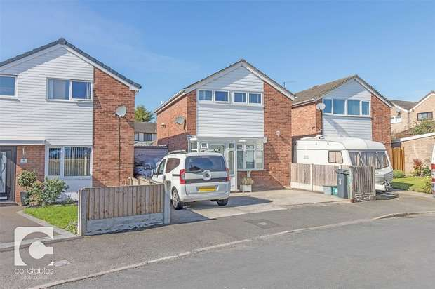 3 Bedrooms Detached House for sale in Hampton Crescent, Neston, Cheshire